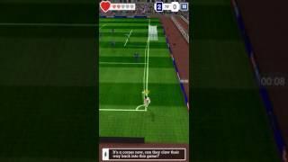 How to score a corner in new score hero update..challenge!