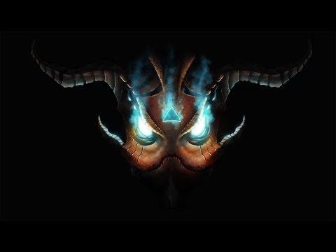Demon Wallpaper speedpaint
