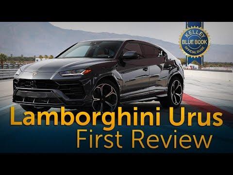 2019 Lamborghini Urus - First Review