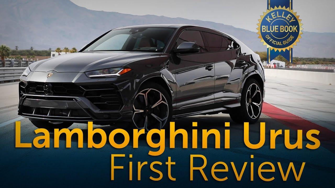 2019 Lamborghini Urus First Review Youtube