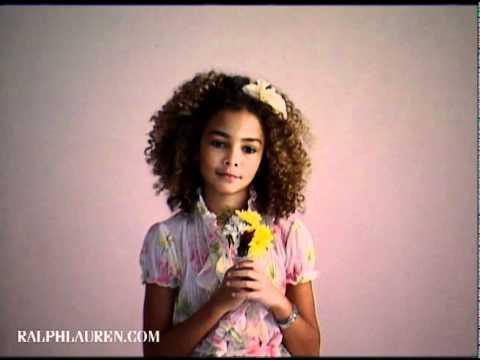 305fd28c6 The Ralph Lauren Girls Spring Fashion Report on Teen Kids News - YouTube