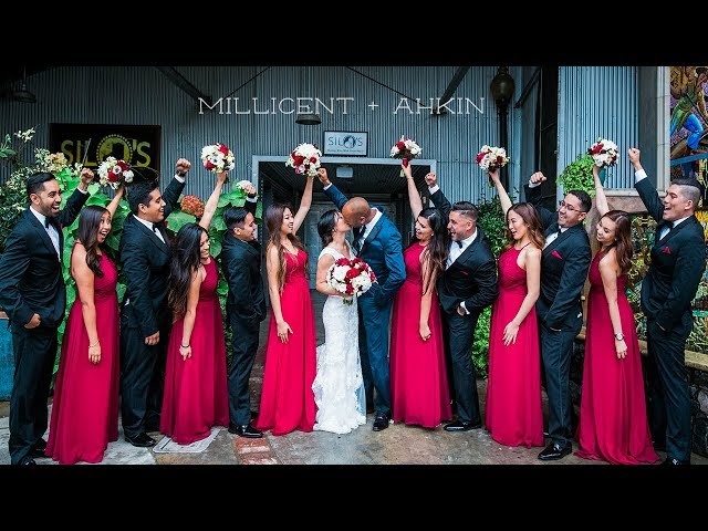 Millicent & Ahkin | Wedgewood Napa at Kennedy Park in Napa, CA