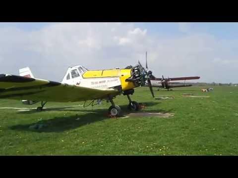 PZL-Mielec M-18 Dromader Lotnisko  Radawiec