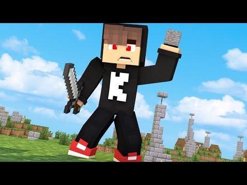 Minecraft: Voltei Matando Todos Players Do Server (Sky Minigames)