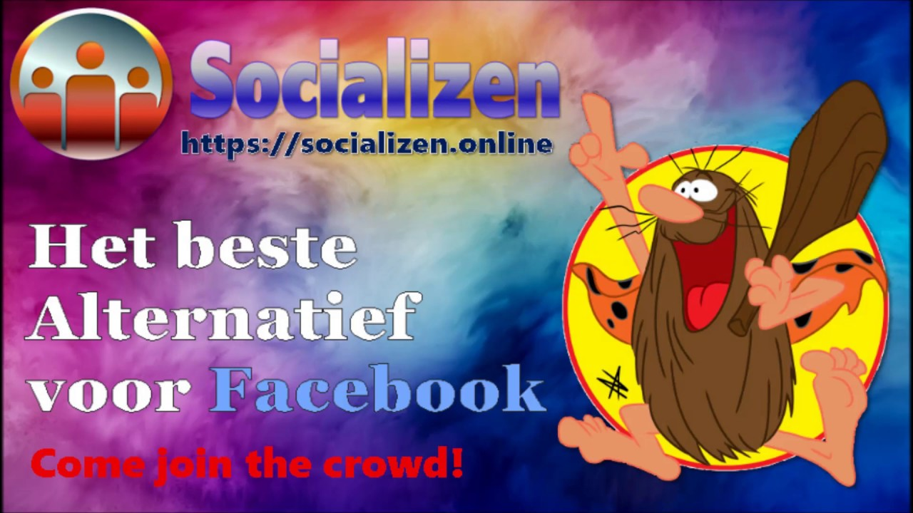 Het beste alternatief voor Facebook en Hyves heet 'SocializenOnline'