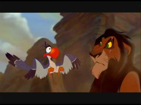 Le roi lion mort de moufassa youtube - Le roi lion les hyenes ...