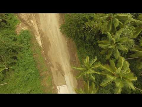 Mindanao - Mapping a property using a drone