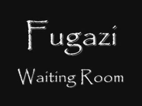 .Fugazi - Waiting Room + LYRICS.