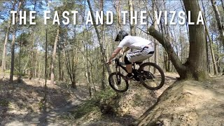 The Fast And The Vizsla - Gopro Hd - A Downhill Mountain Biking Film
