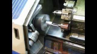 Урок №1. Устройство и принцип работы токарного станка с ЧПУ (CNC).