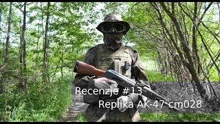 Recenzje #13 - Replika AK-47 cm028 [KompozytTV]