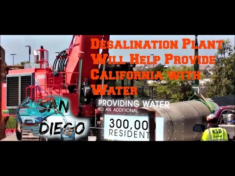 Desalination Plant Will Help Provide California with Water 2014 L.A.