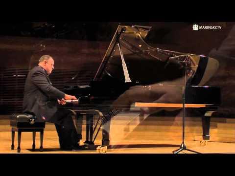 Alexander Ghindin recital at the Mariinsky