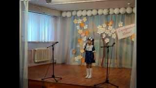 """Районный конкурс детской эстрадной песни """""""