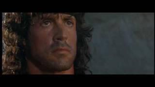 Rambo fait de lhumour