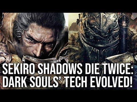 [4K] Sekiro Shadows Die Twice: A Technical Evolution Over Dark Souls [Sponsored Content]