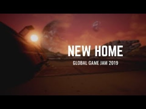 Mars   A New Home