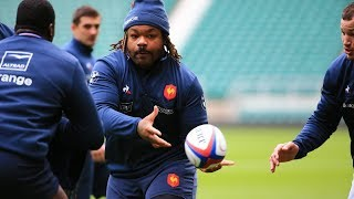XV de France : Mathieu Bastareaud, l'impatient Anglais