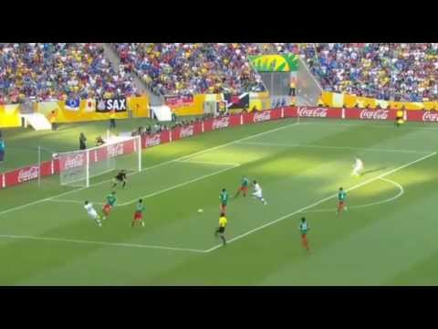 Messico-Italia 1-2 - Sky Sport HD - Highlights