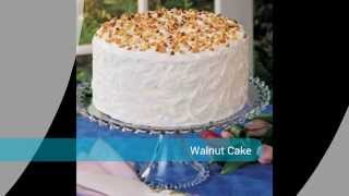 Coffe And Walnut Cake