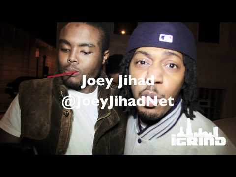 Quilly Millz ,Joey Jihad and Zay Green  *New* 2011 Part 1.