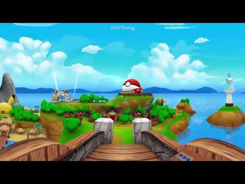 Es gibt noch mehr im Pokémon-Ferienlager zu erkunden! (360°-Video)