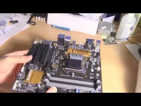 GigaByte H97M-D3H motherboard