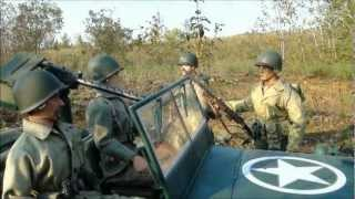 RC 1/6 Scale World War II Action Figures  Road to Bastogne.wmv