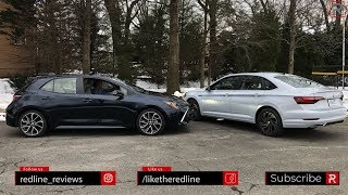 2019 Toyota Corolla Vs. 2019 Volkswagen Jetta – Battle For Compact Car Supremacy!