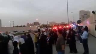 Pres. Duterte stop traffic in Riyadh!