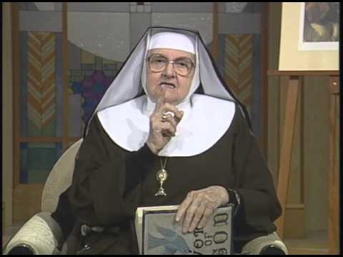 Mother Angelica Live Classics - Shopping and Spirituality - 11-17-2010
