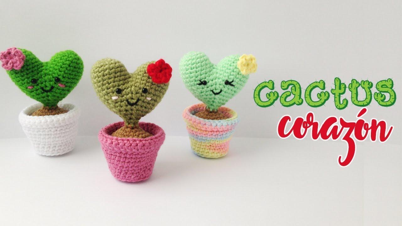 Carlos the Saguaro Cactus Crochet Amigurumi Pattern – Shiny Happy ... | 720x1280