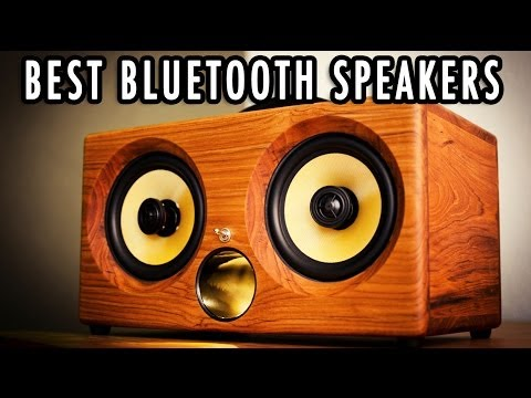 BEST BLUETOOTH SPEAKERS: thodio iBox XC Audiophile aptX™ Bluetooth Speaker Dock.