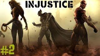 Injustice Gods Among Us. ����� 2 (������ ������)