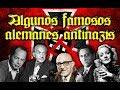 Algunos famosos alemanes antinazis
