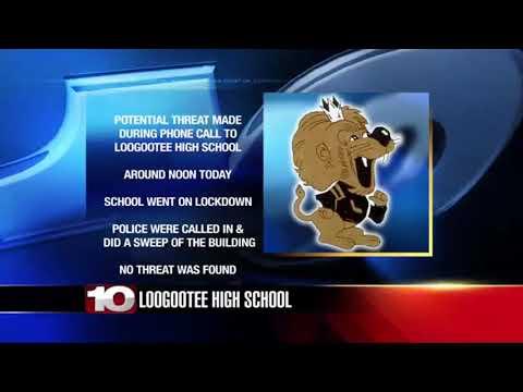 Loogootee High School sent to lockdown after phone call threat