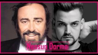 Valerio Scanu - Nessun dorma,Vince Tale e Quale Show edizione 2015 [L.Pavarotti][Audio HQ-MK]