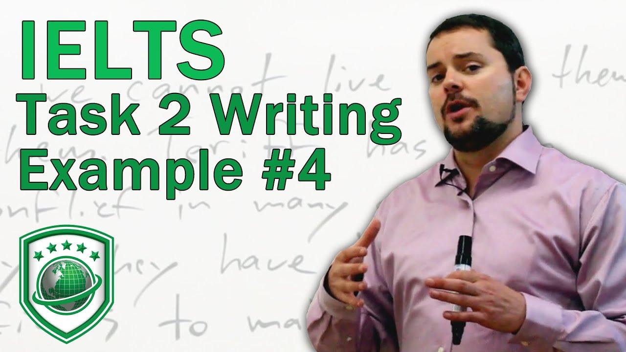 Ielts general writing tasks