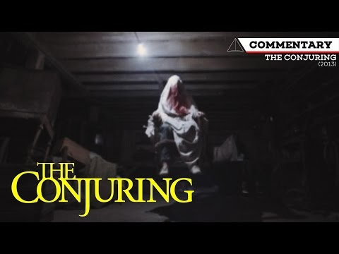 Cinematalkraphy - Commentary - The Conjuring