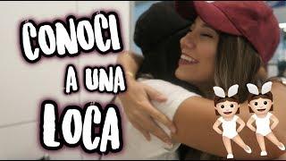 CONOCI A UNA LOCA - CHILE Y MEXICO UNA BOMBA!!!