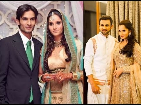 Controversial Love Life Of Sania Mirza