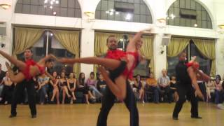 SALSA DANCERS FOR HIRE - SALSA INTOCABLE DANCE COMPANY PERFORMANCE REEL