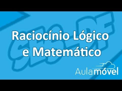 Comentário de Prova - SES/DF 2014 - AOSD - Nível Fundamental - Raciocínio Lógico e Matemático