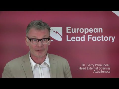 EU Lead Factory --  Experience of Pharma