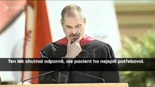 Steve Jobs - pořad Střepiny 9.10.2011