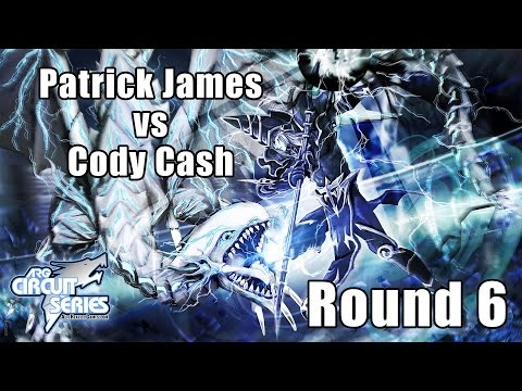 ARGCS Richmond 2016 Round 6 Patrick James vs Cody Cash