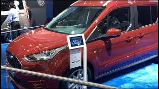 THE ALL NEW Ford Tourneo Connect 2018 In detail review walkaround Interior Exterior