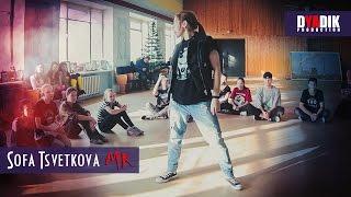 Sofa Tsvetkova/Saints Row 4 – Official