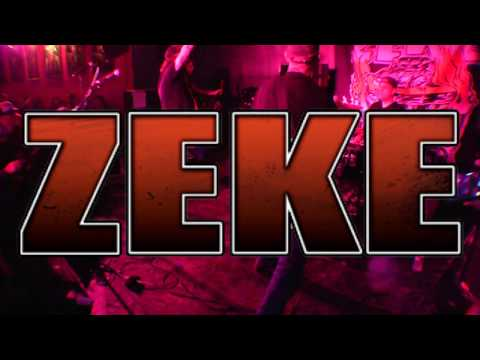 ZEKE - ALEX'S BAR - LONG BEACH CA 12/29/2017