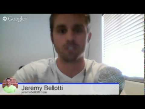 John Shea Interviews Jeremy Belloti